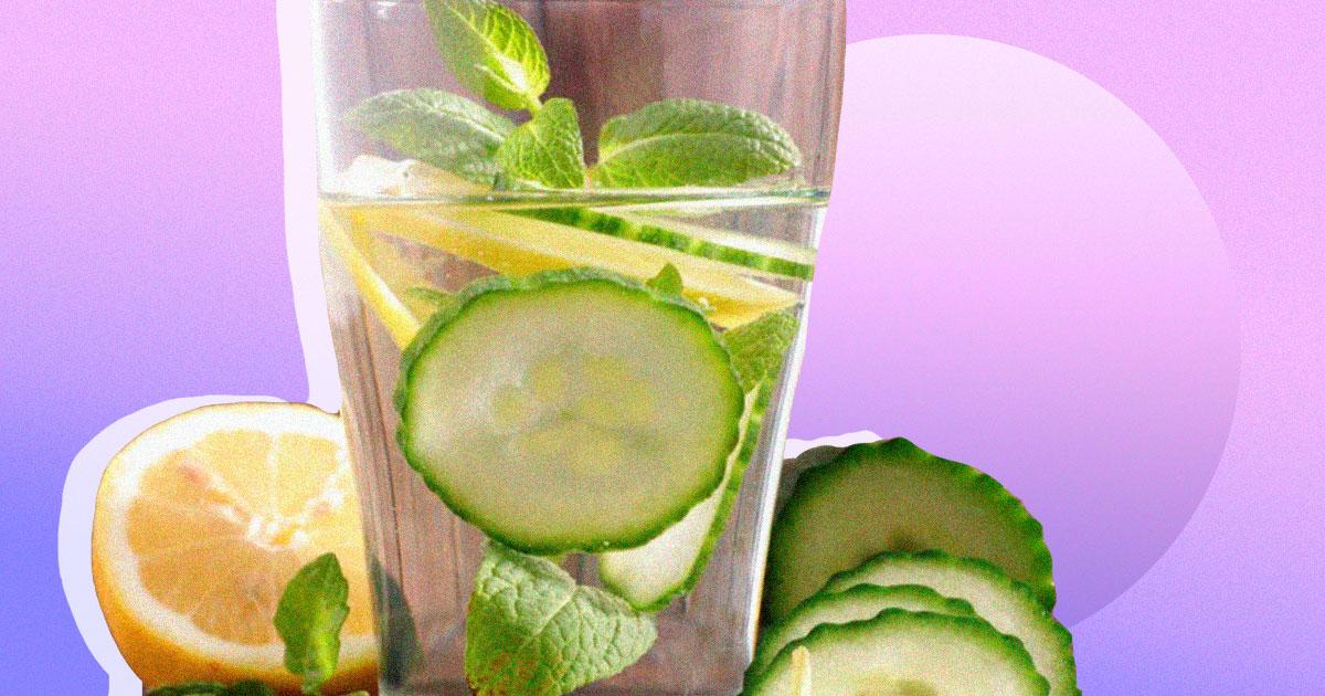 20 кращих рецептів детокс і очищувальних напоїв