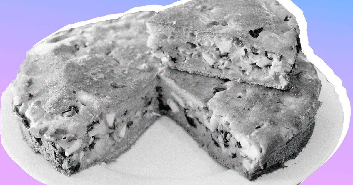 10 рецептів заливного пирога