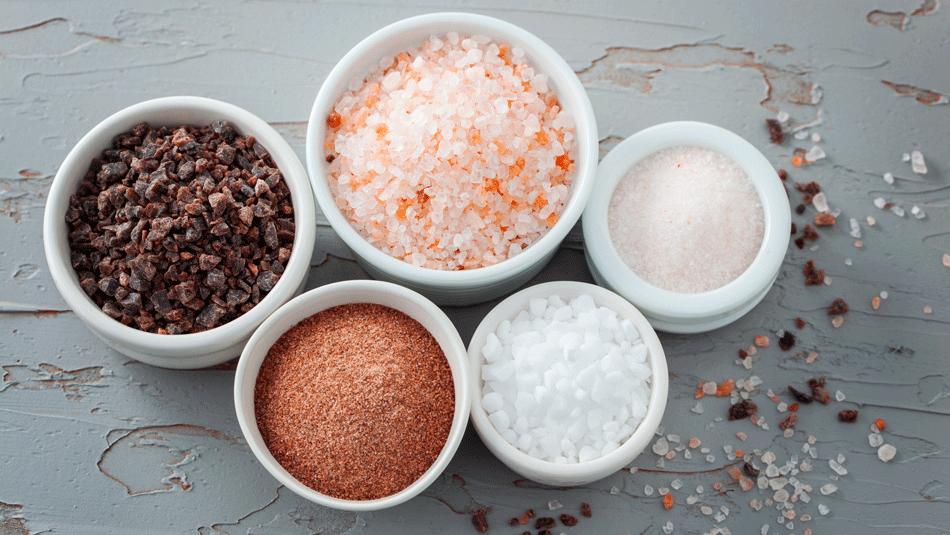 12 видів солі і способи їх застосування в кулінарії