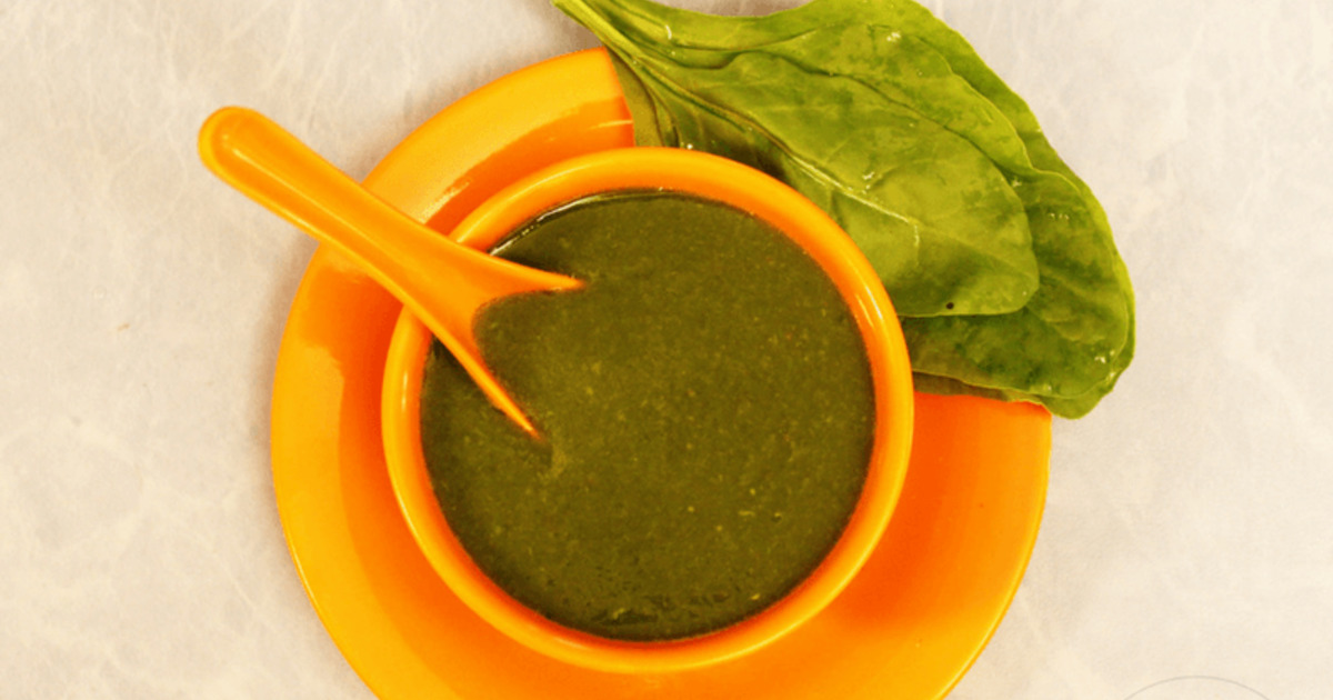 Дитяче овочеве пюре: 10 простих рецептів на кожен день