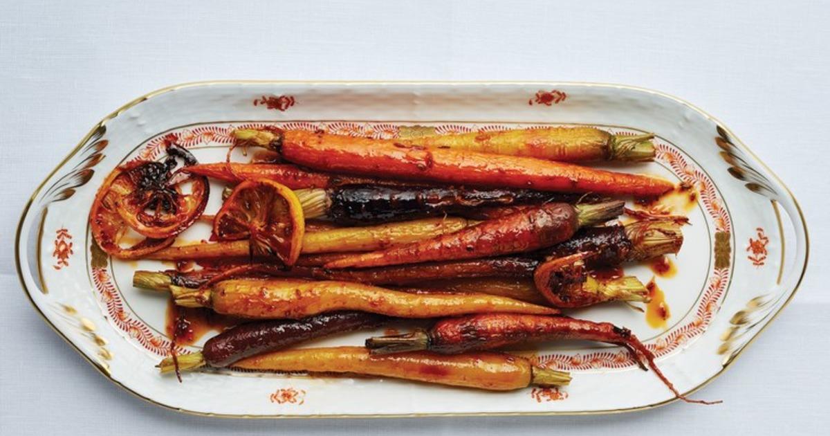 4 рецепта запечених овочів, які можна приготувати ввечері