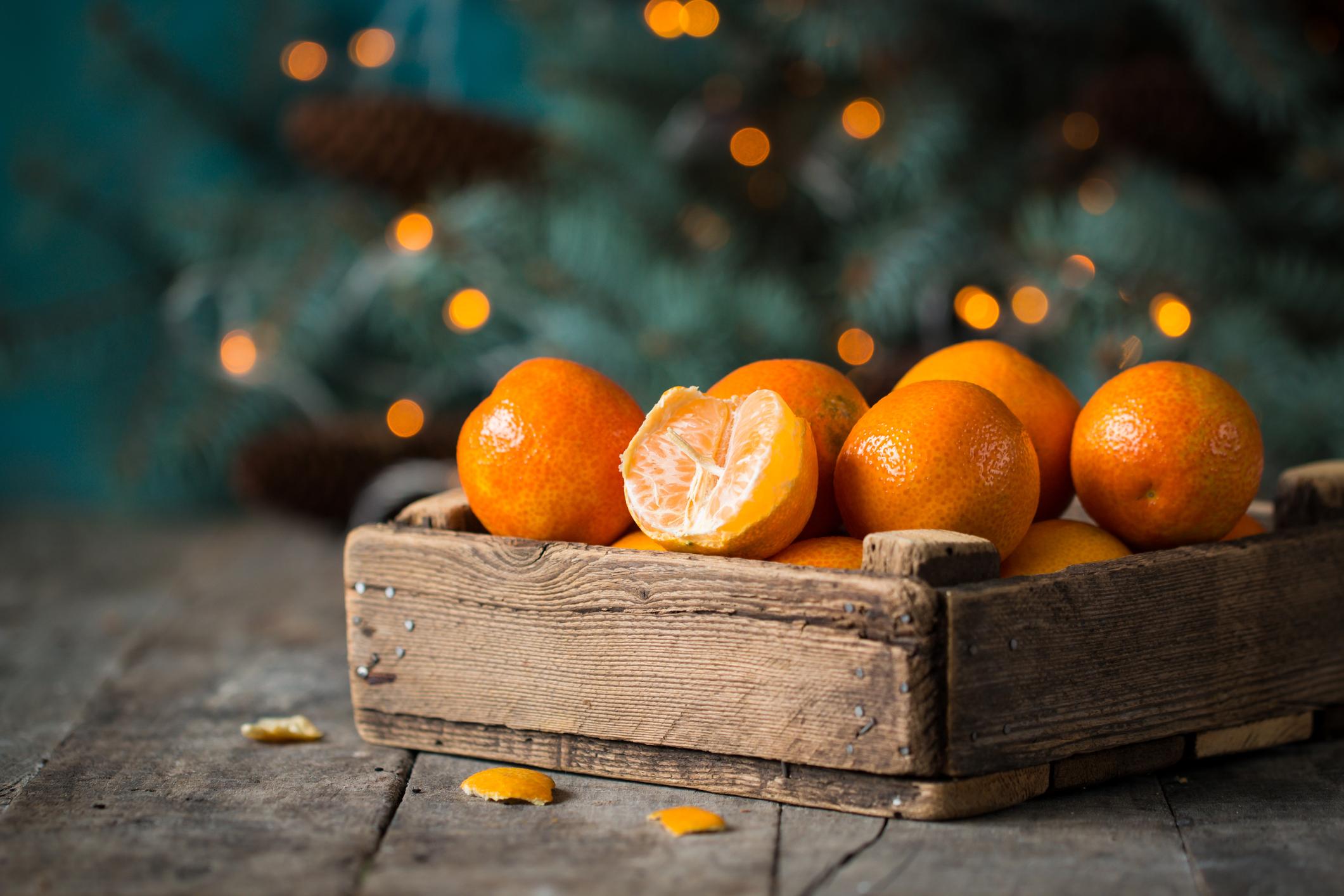 Що приготувати з мандарин: 7 ідей десертів