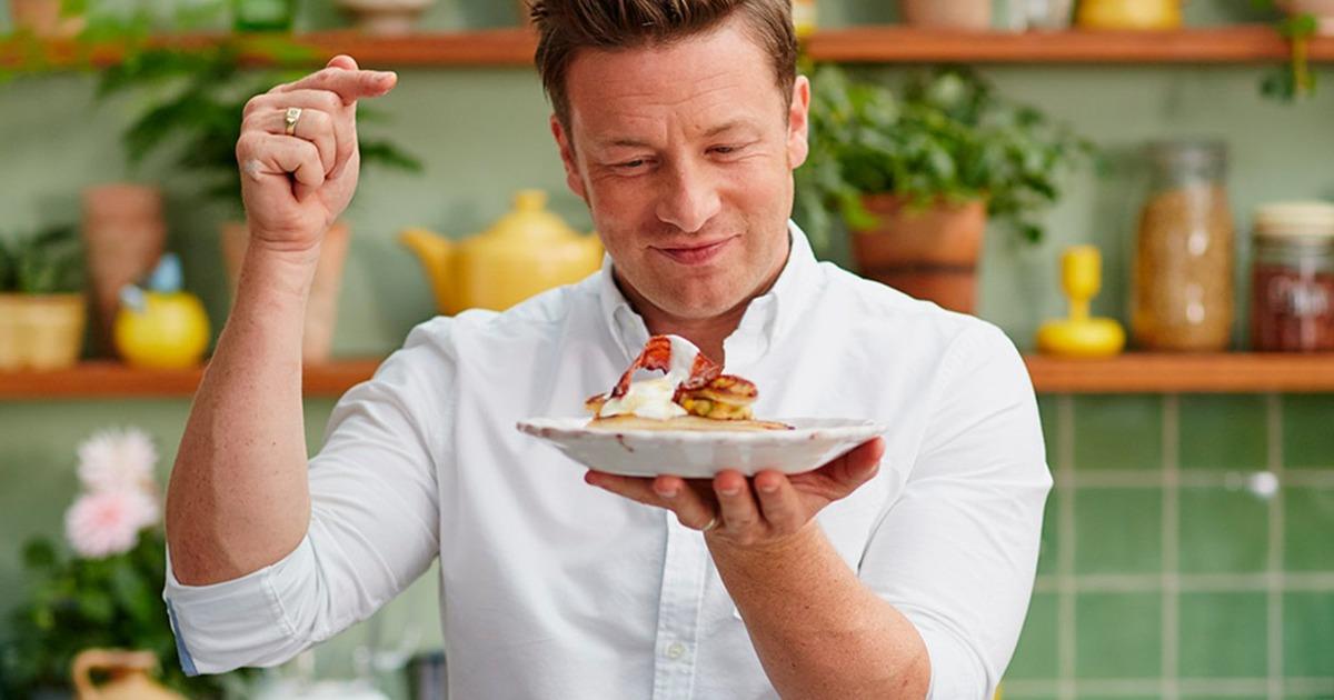 Корисний сніданок: 3 рецепту від Джеймі Олівера