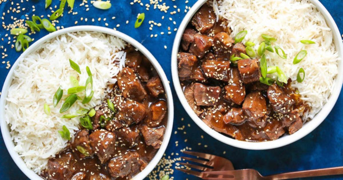 Азіатська чаша: 2 рецепта боулов з м'ясної добавкою