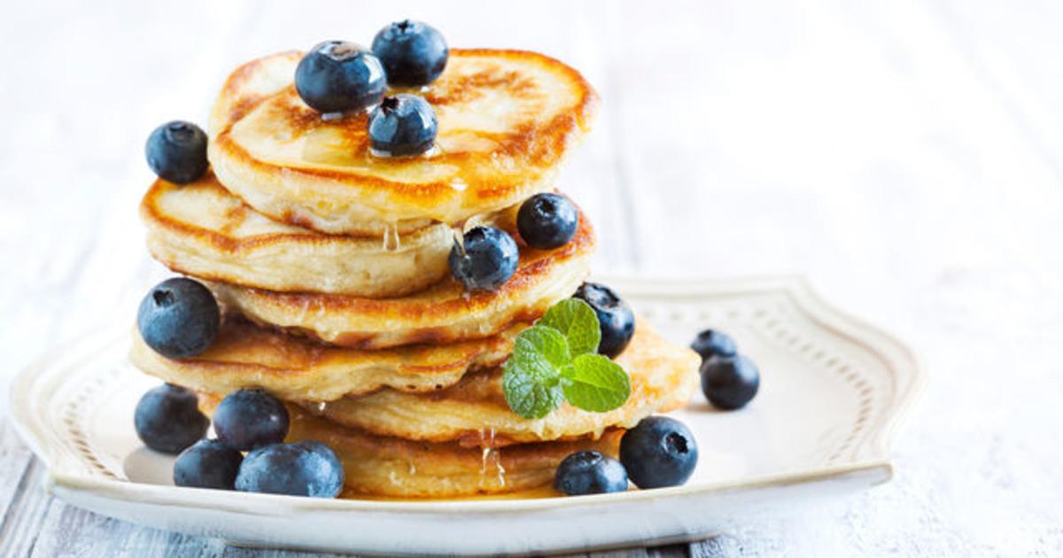 Смачний сніданок на швидку руку: 5 рецептів від Юлії Висоцької