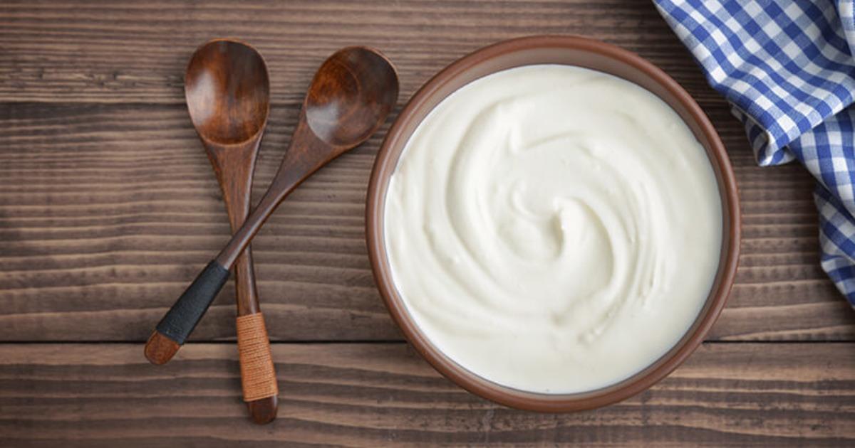 4 страви, які можна зробити краще з додаванням грецького йогурту