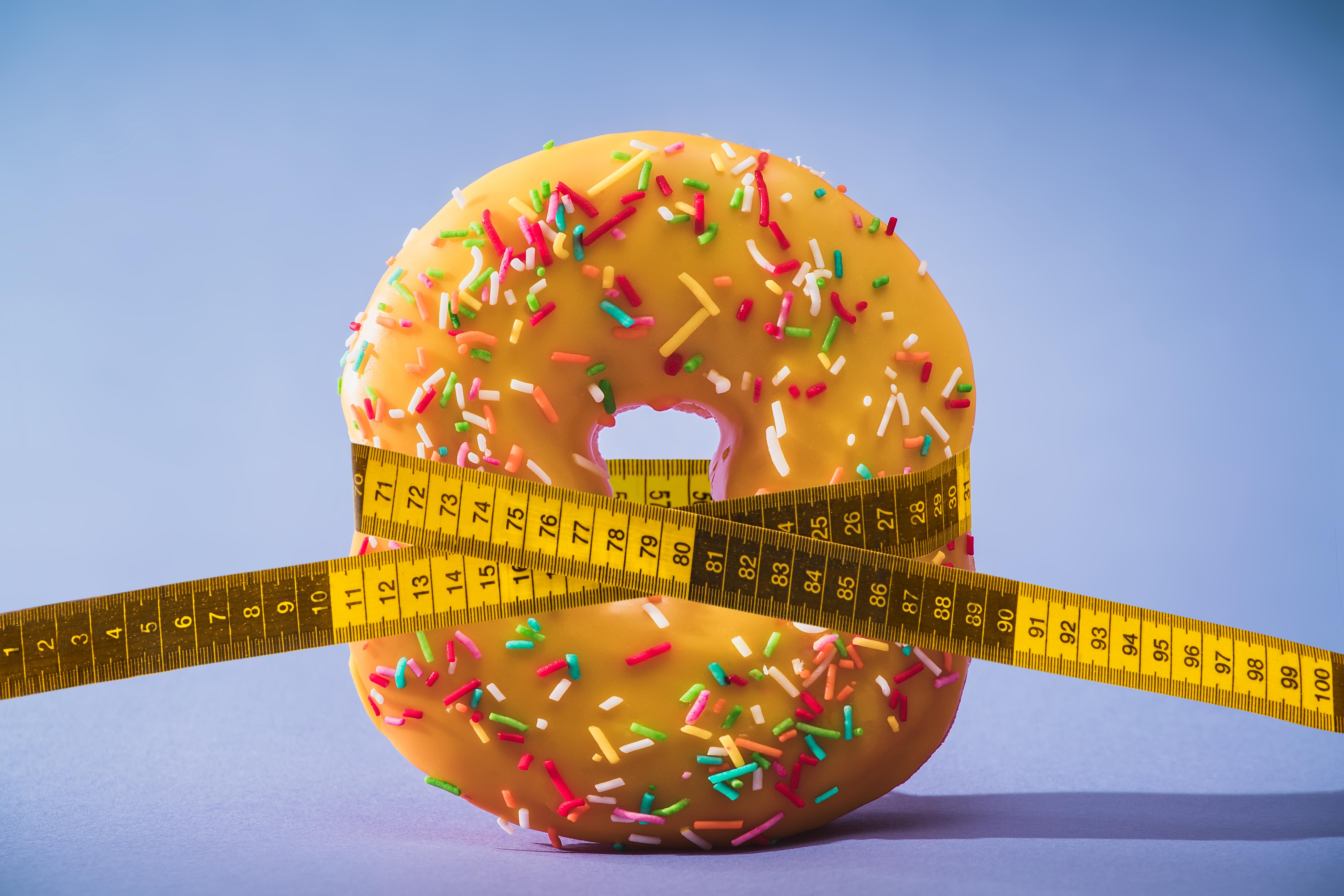 """Настанови тренера: як втратити жир, використовуючи спеціальну """"шкалу голоду"""""""