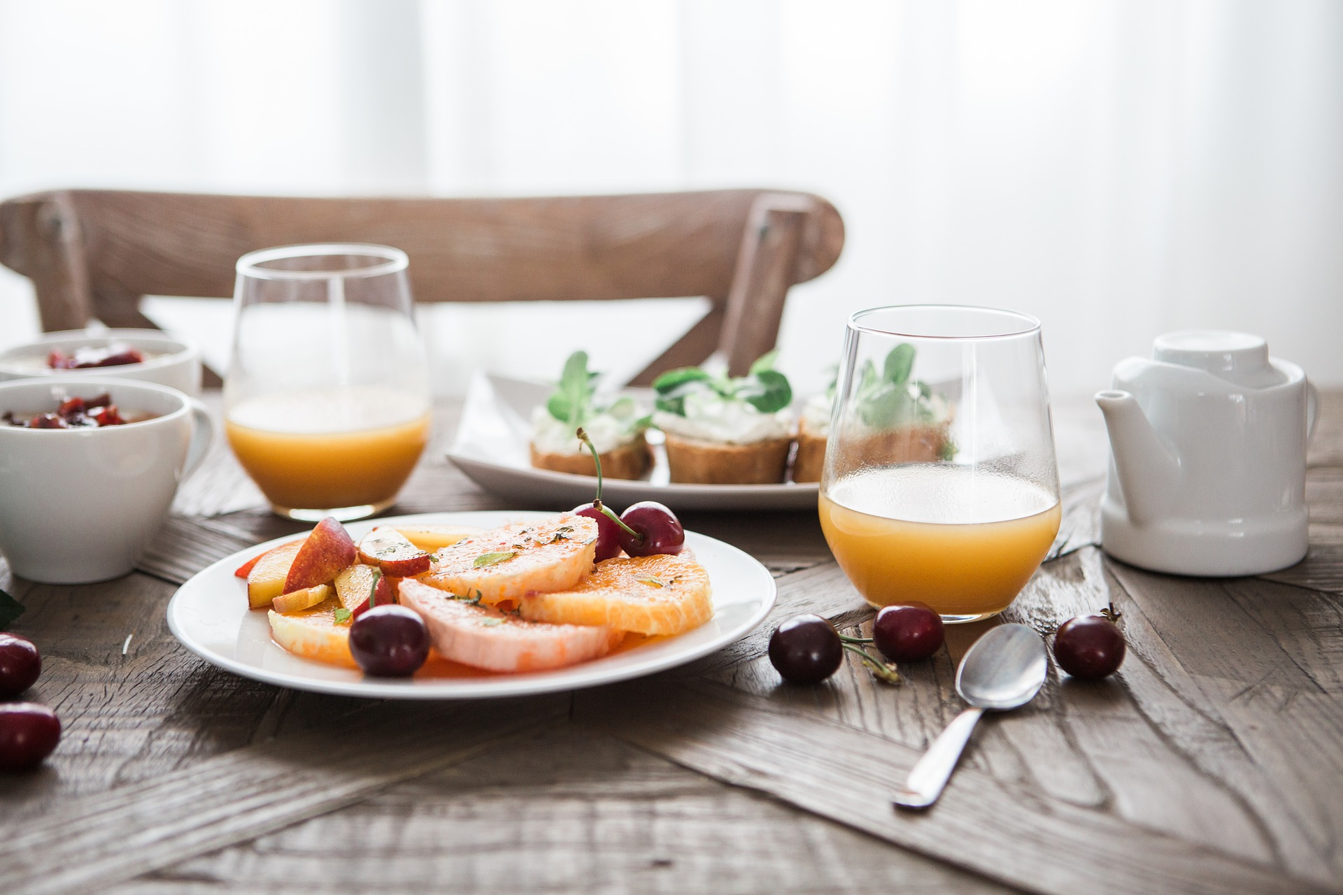 Ідеальний сніданок: 5 смачних і корисних рецептів для ласунів