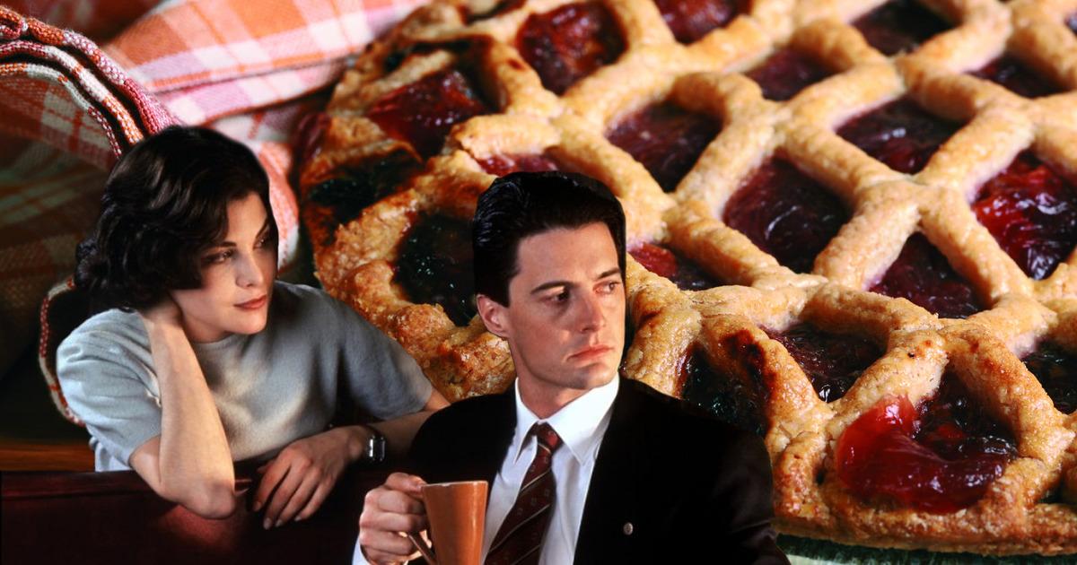 Рецепт знаменитого вишневого пирога з Twin Peaks