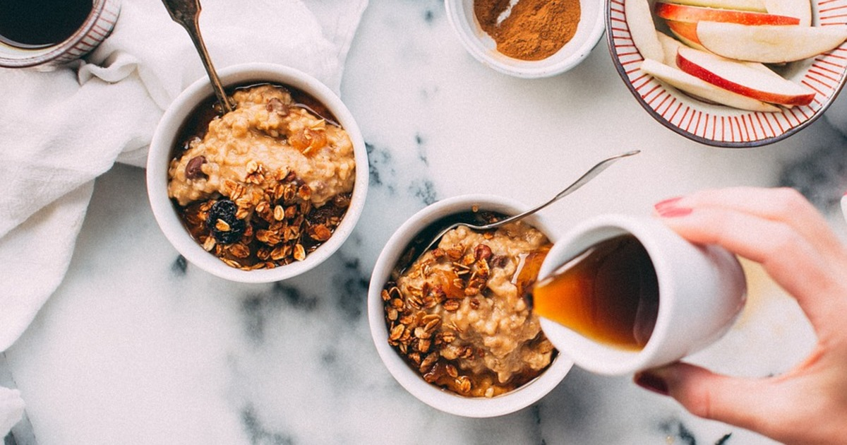 Сезонне харчування: ТОП-5 найкорисніших продуктів вересня