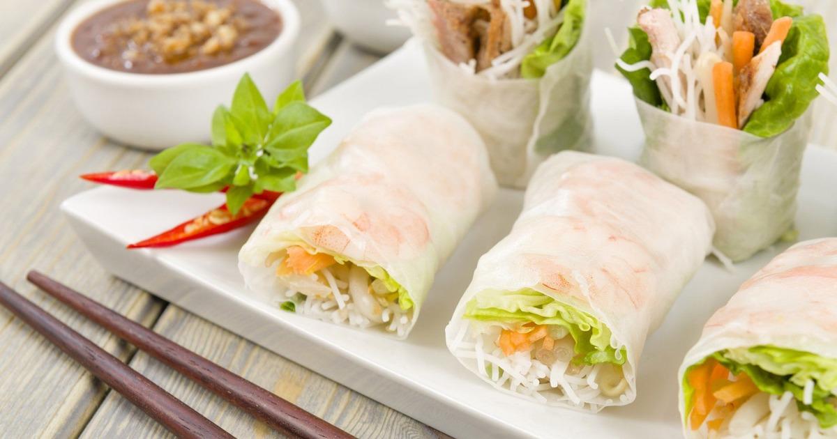 Найяскравіші рецепти в'єтнамської кухні, які можна спробувати