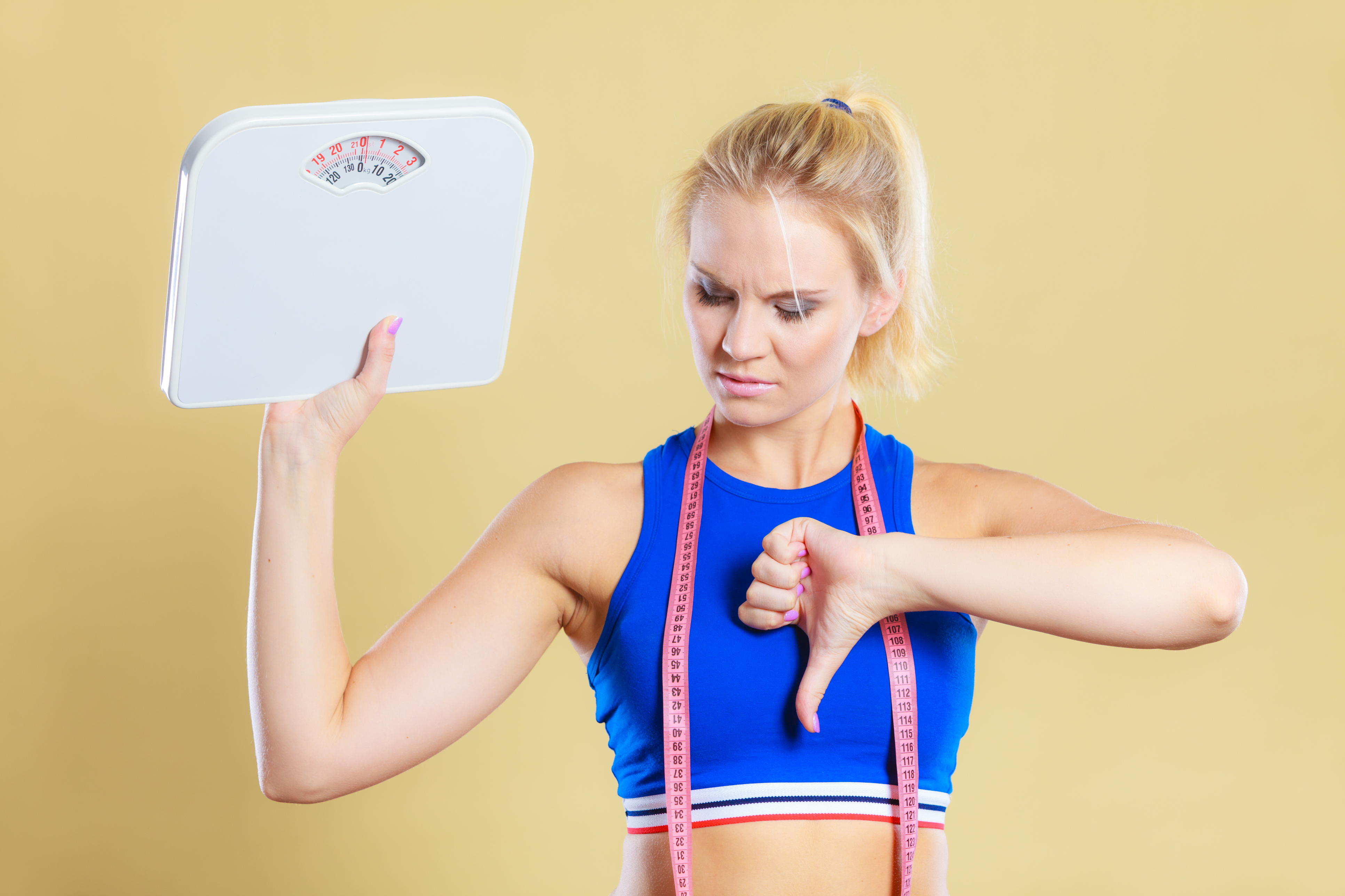Чому дієти не працюють?