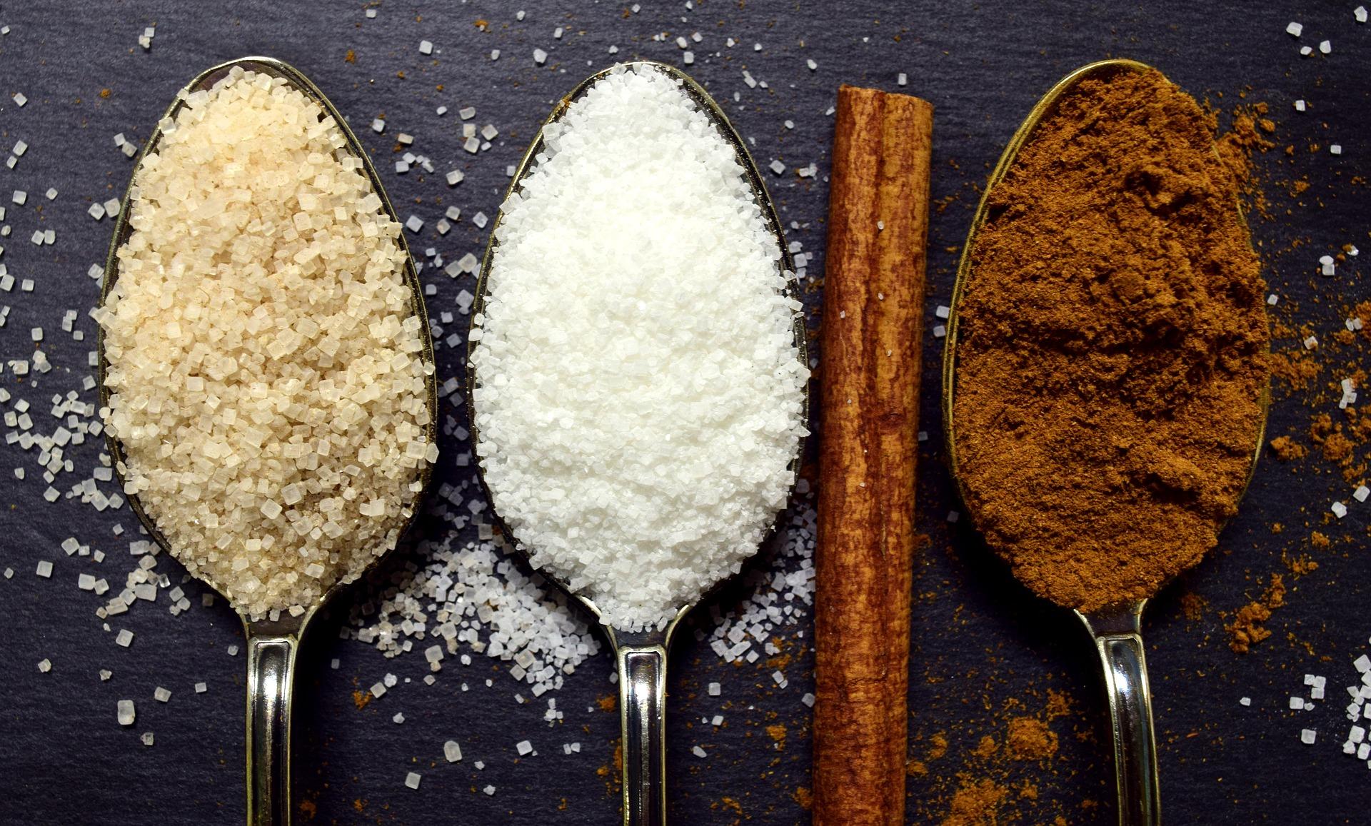 Різні види цукру та їх застосування в кулінарії
