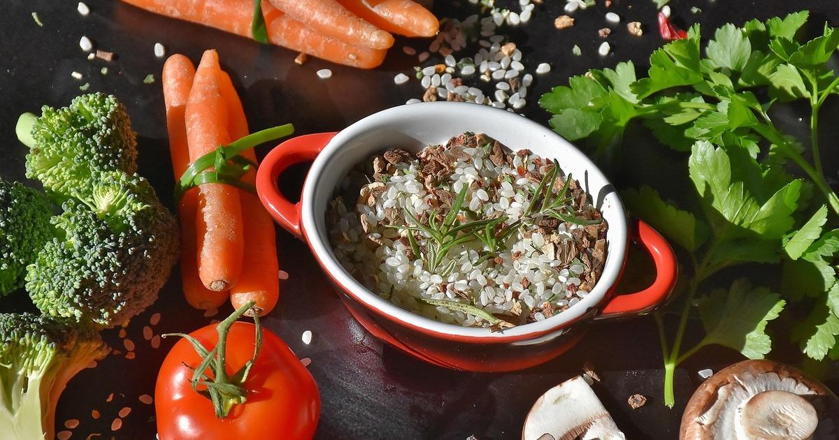 4 легких дієтичних страви з рису