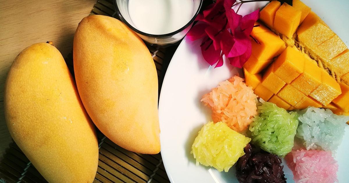 4 неповторних рецепти страв з манго
