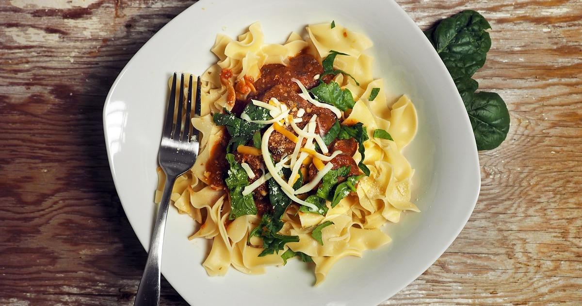 Цікаві варіації соусів до спагетті