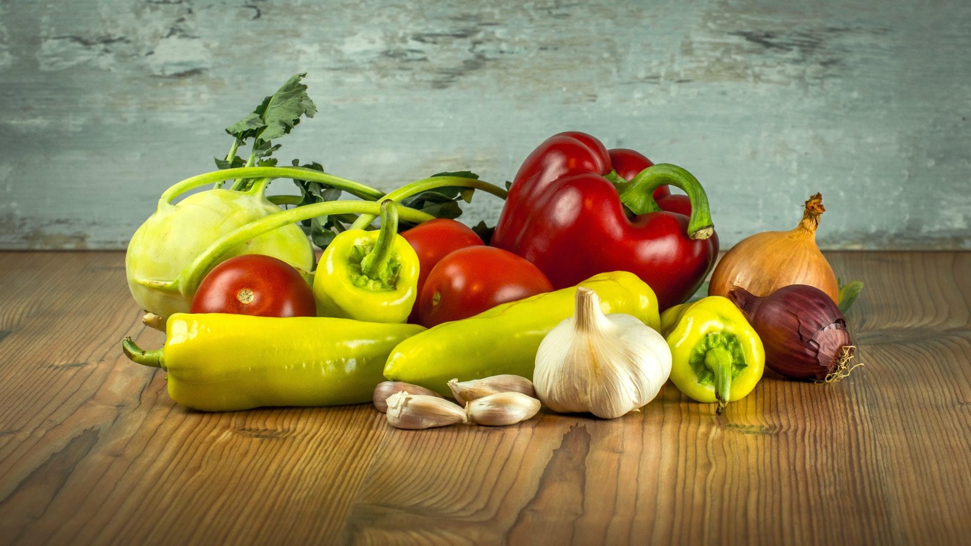 10 закусок з овочів на кожен день