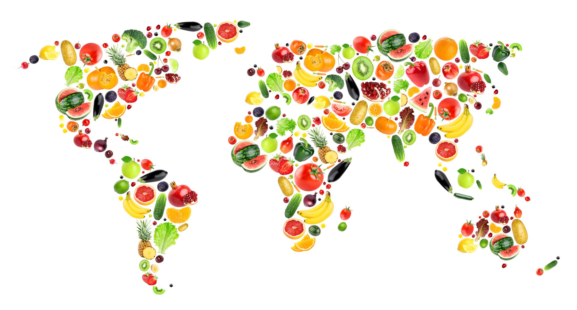 10 корисних харчових звичок зі всього світла