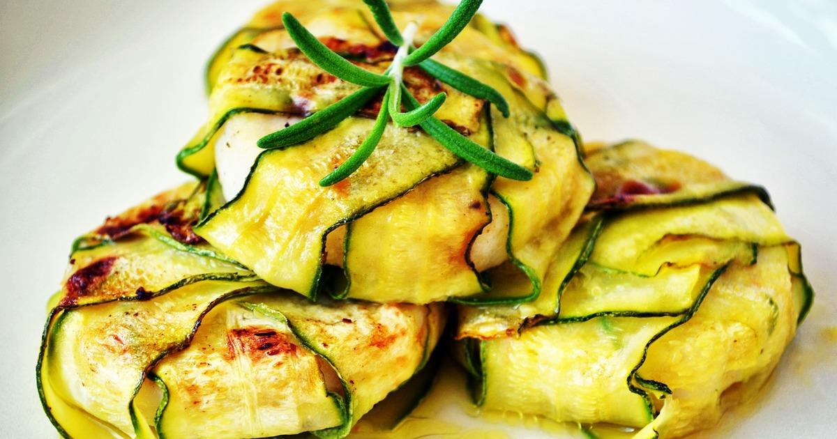 Топ-5 легких овочевих страв з кабачків