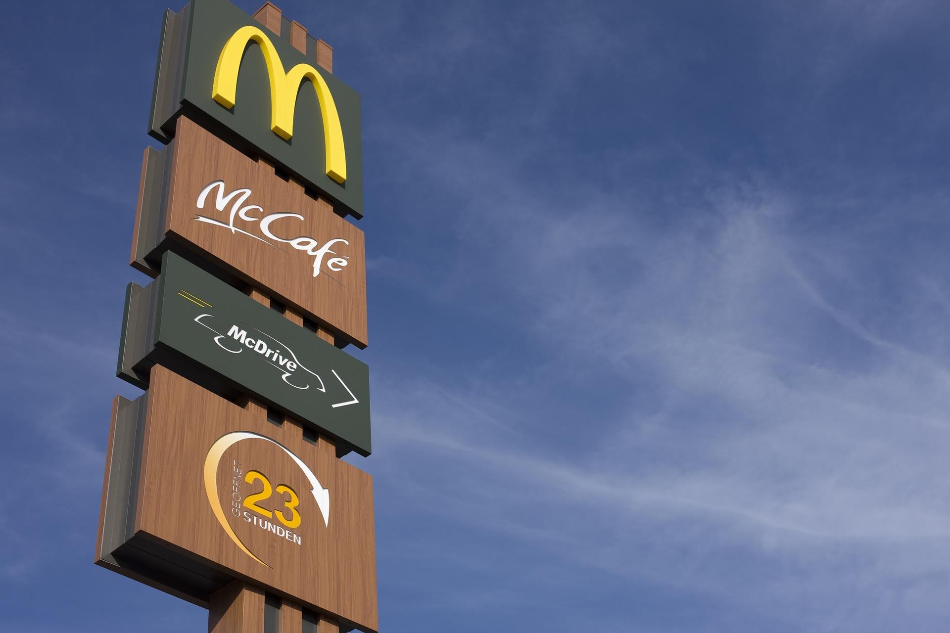 10 цікавих страв у McDonald's, які є тільки в одній країні