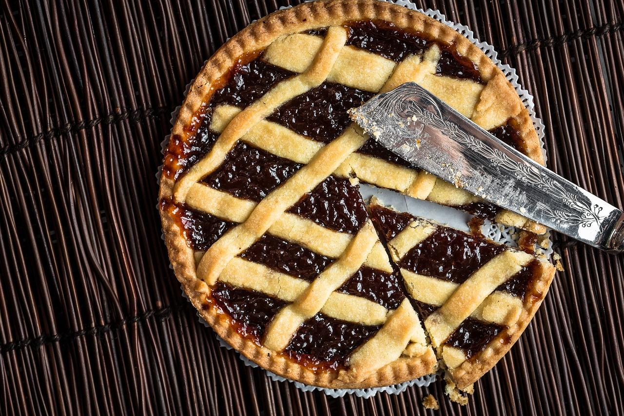 3 незвичайних рецепта річного пирога