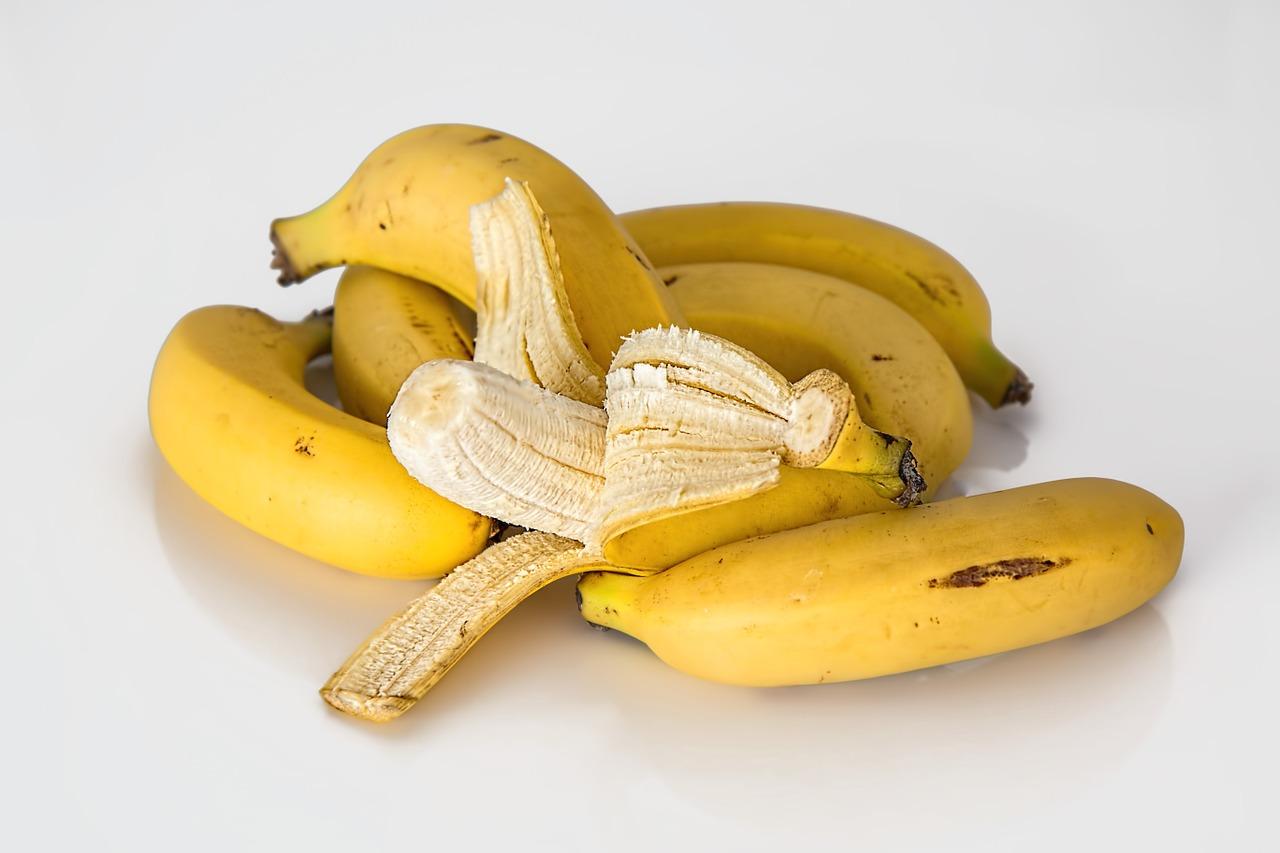 11 дивовижних способів використання перезрілих бананів
