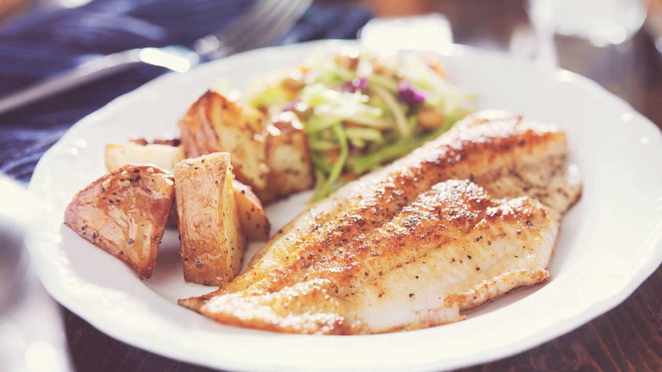 Рецепт приготування корисної риби за 15 хвилин