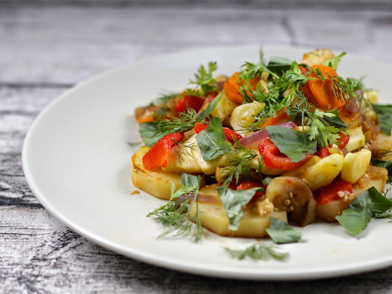 3 класичних рецепту приготування рагу