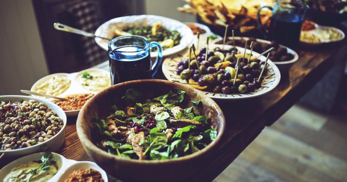 10 корисних страв, в основі яких рослинний білок
