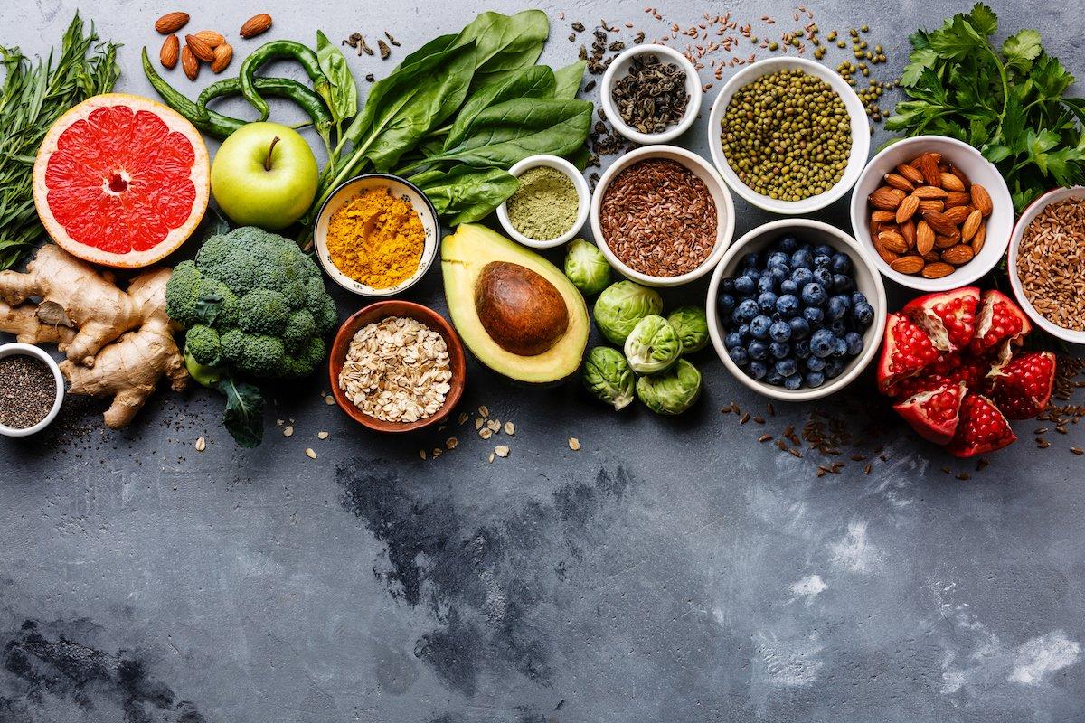 4 рецепти салатів на основі суперфудов